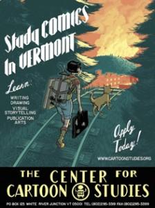 Study Comics in Vermont