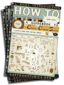 HOW TO GUIDEBOOK by The Center for Cartoon Studies