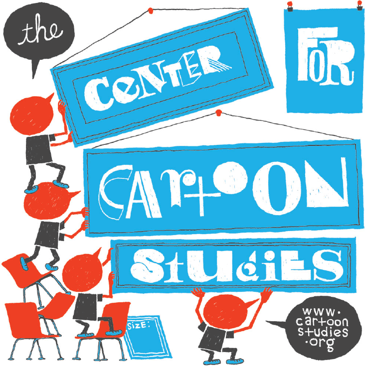 The Center for Cartoon Studies, MFA, Certificates, Studio