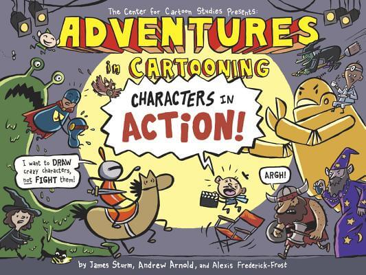 adventures_in_cartooning_charcters