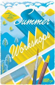 Summer Workshops at Cartoon Studies