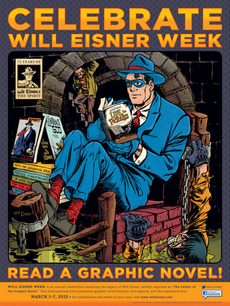will_eisner_week_2015