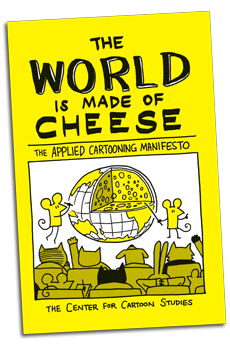 The World is Made of Cheese