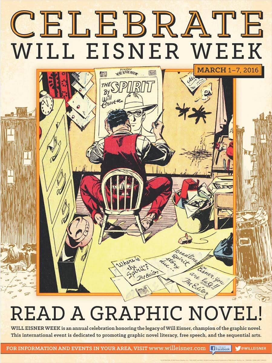 willeisnerweek