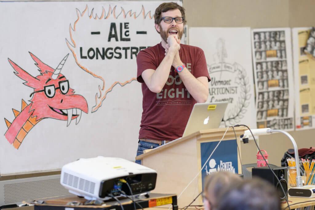Alec Longstreth