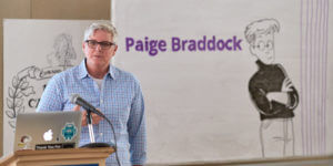 Paige Braddock