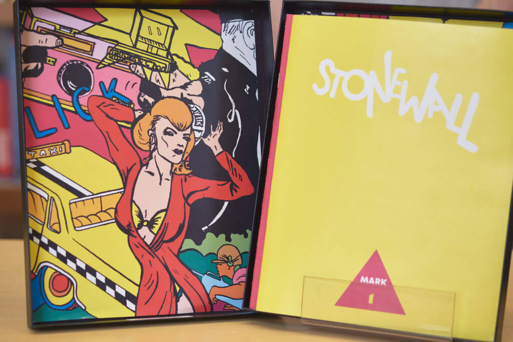 Stonewall by Sasha Velour