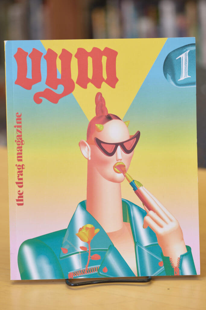 Vym, issue 1, by Sasha Velour