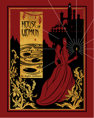 Cover of House of Women by Sophie Goldstein