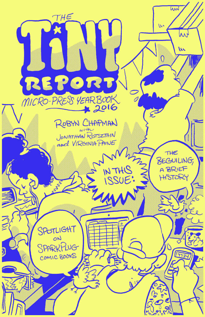 Tiny Report by Robyn Chapman