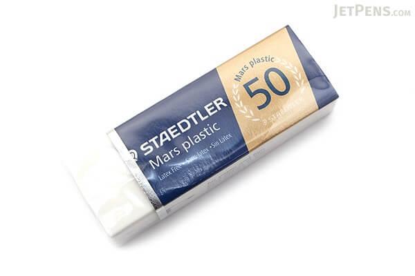 Mars plastic eraser