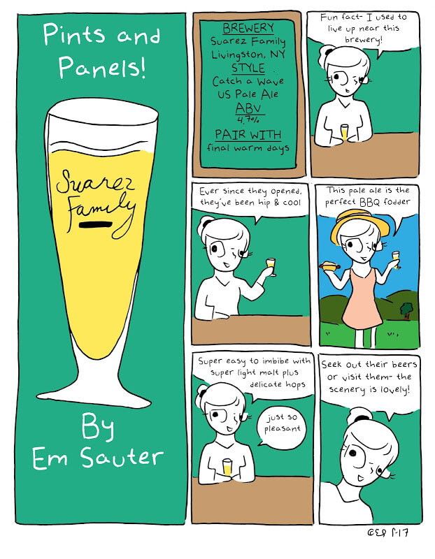 Pints and Panels from September 28, 2017