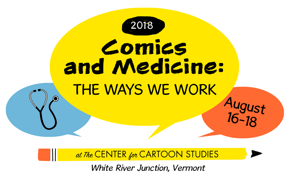 Graphic Medicine: The Ways We Work