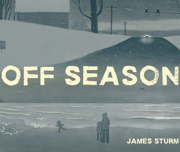 Cover of Off Season by James Sturm