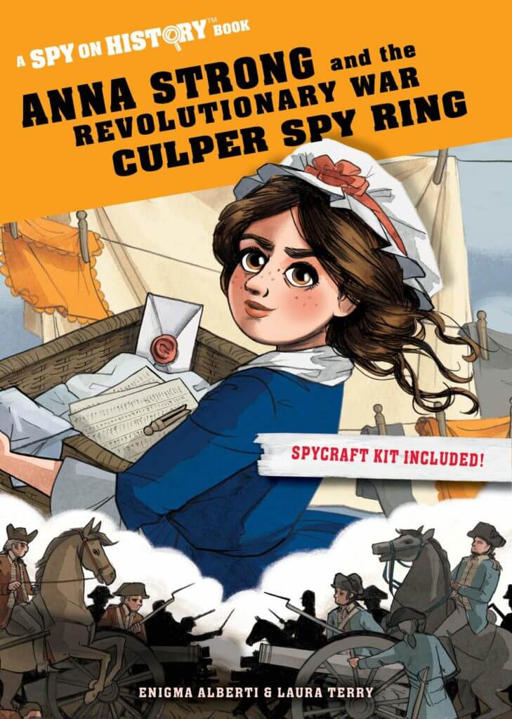 Anna Strong cover