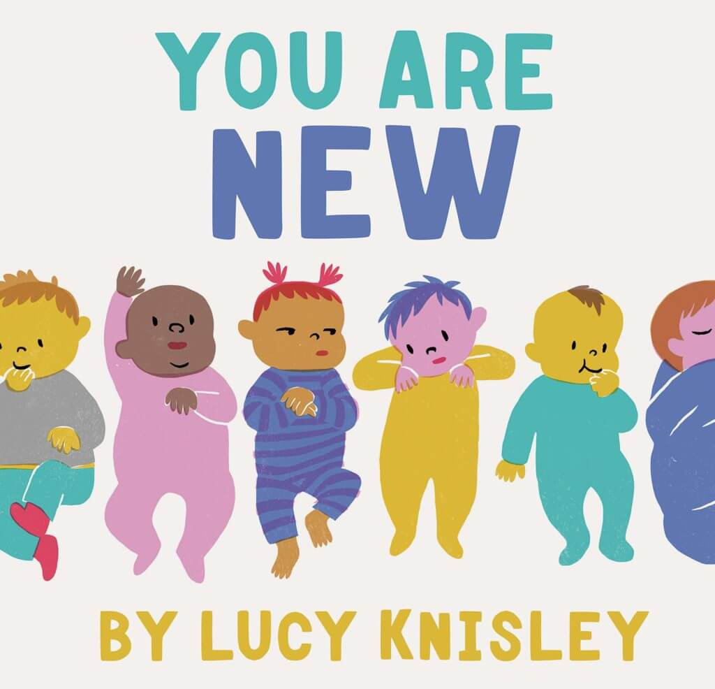 You Are New cover