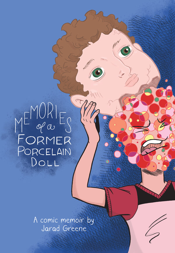 Cover of Memories of a Former Porcelain Doll
