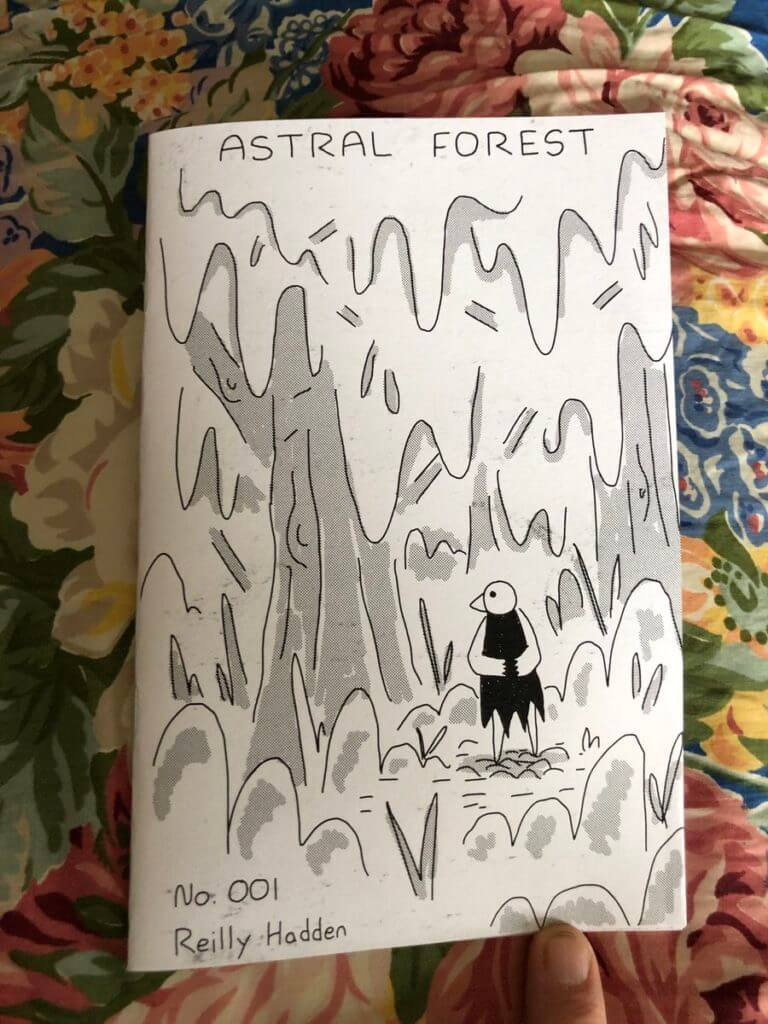 Astral Forest, issue 001