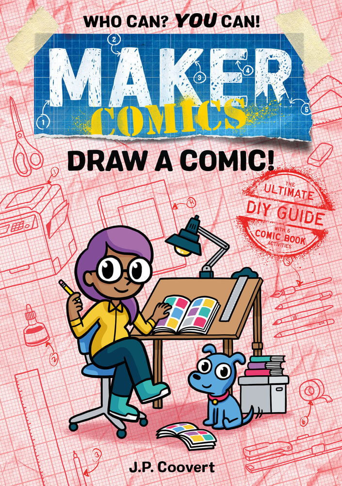 Draw a Comic! by JP Coovert '08